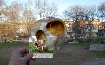 Lekskulpturen på femtitalet