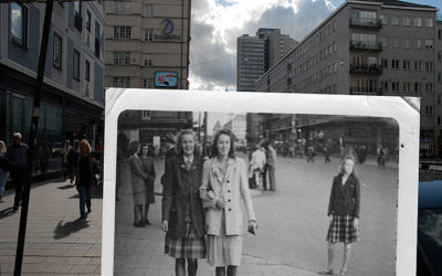 Tjejerna på Götgatan