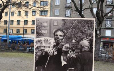 Den sprängda violinisten