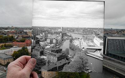 Stockholmsvy mot norr