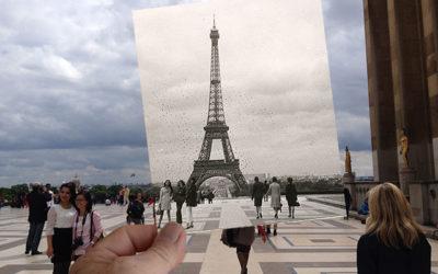 Framför Eiffeltornet 1964 och 1967 del 3