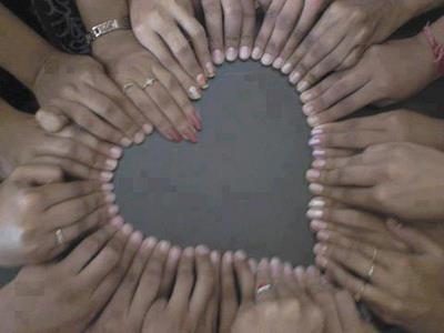 fingerheart