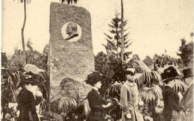 Hedenstiernas gravsten på Norra